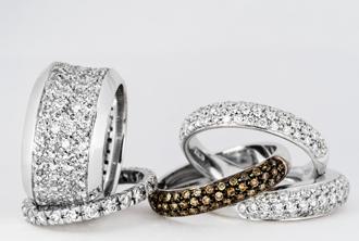Tipos de anéis de noivado