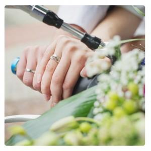 anel de noivado original